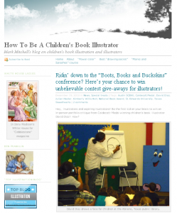 How To Be A Children's Book Illustrator blogpost